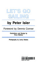 Let s Go Sailing Book