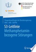 S3-Leitlinie Methamphetamin-bezogene Störungen