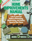 Reader s Digest Home Improvements Manual