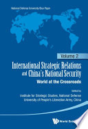 International Strategic Relations and China s National Security