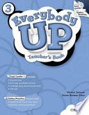 Everybody Up 3 Teacher's Book + Test Center Cd-rom