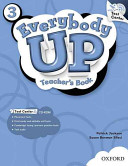 Everybody Up 3 Teacher S Book Test Center Cd Rom