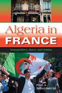 Pdf Algeria in France Telecharger