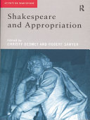 Shakespeare and Appropriation Book