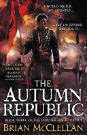 The Autumn Republic