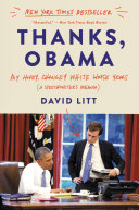 Pdf Thanks, Obama