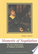 Moments of Negotiation
