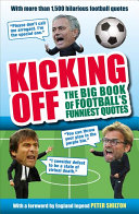 The Big Book of Football s Funniest Quotes