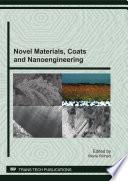 Novel Materials  Coats And Nanoengineering