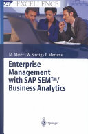 Enterprise Management with SAP SEM business Analytics