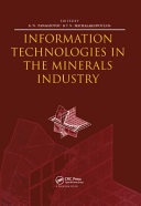 Information Technologies in the Minerals Industry