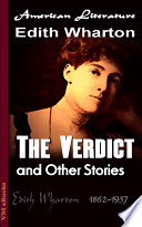 The Verdict  and Other Stories