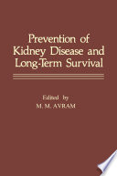Prevention of Kidney Disease and Long Term Survival