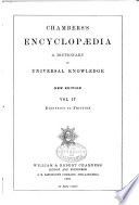 Chamber S Encyclop Dia