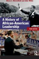 A History of African-American Leadership Pdf/ePub eBook