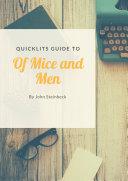 QuickLits Guide of Mice and Men Pdf/ePub eBook