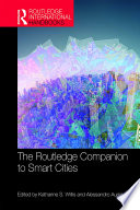 The Routledge Companion to Smart Cities Book