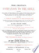 The People s Companion to the Bible     Book