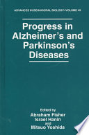 Progress in Alzheimer   s and Parkinson   s Diseases Book