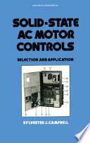 Solid State Ac Motor Controls Book PDF