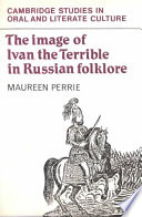 The Image of Ivan the Terrible in Russian Folklore