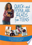 Quick and Popular Reads for Teens by Pam Spencer Holley PDF