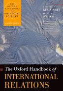 The Oxford Handbook of International Relations [Pdf/ePub] eBook