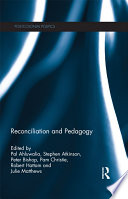 Reconciliation And Pedagogy Book