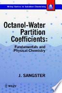 Octanol Water Partition Coefficients
