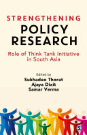 Pdf Strengthening Policy Research