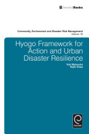Hyogo Framework for Action and Urban Disaster Resilience