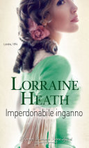 Imperdonabile inganno Book Cover