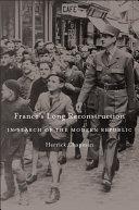France's Long Reconstruction