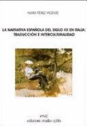 Narrativa española del siglo veinte en Italia