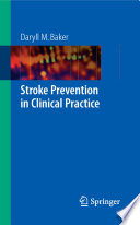 Stroke Prevention in Clinical Practice Book