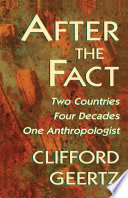 After the Fact Book