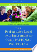 The Pool Activity Level Pal Instrument For Occupational Profiling