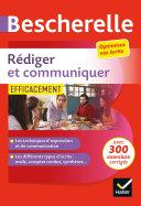 Pdf Rédiger et communiquer efficacement Telecharger