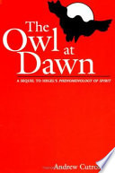 The Owl at Dawn Book