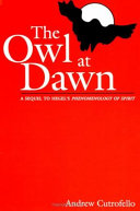 The Owl at Dawn