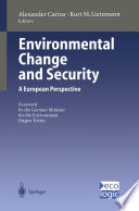 Environmental Change and Security