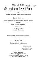 Kirchenlexikon