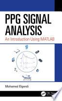 PPG Signal Analysis