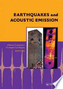 Earthquakes And Acoustic Emission Book PDF