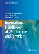 International Handbook of War, Torture, and Terrorism Pdf/ePub eBook