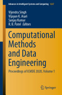 Computational Methods and Data Engineering