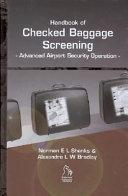 Handbook of Checked Baggage Screening