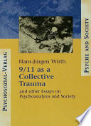 9/11 as a Collective Trauma