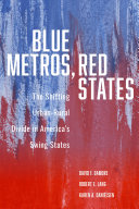 Pdf Blue Metros, Red States Telecharger