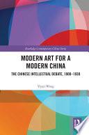 Modern Art for a Modern China